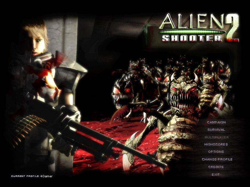 alien shooter 2 download