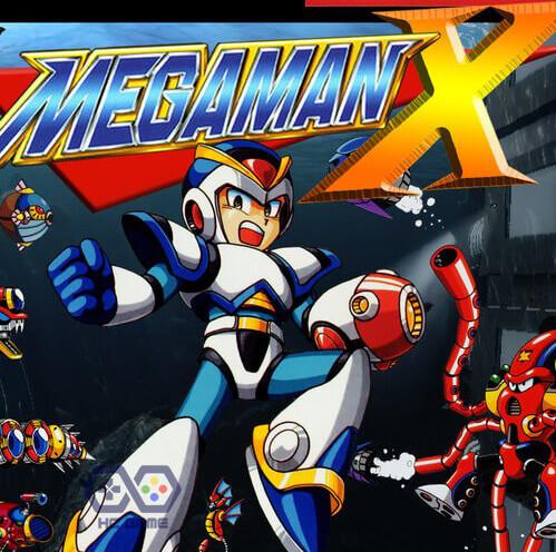 tải rockman X giả lập PC