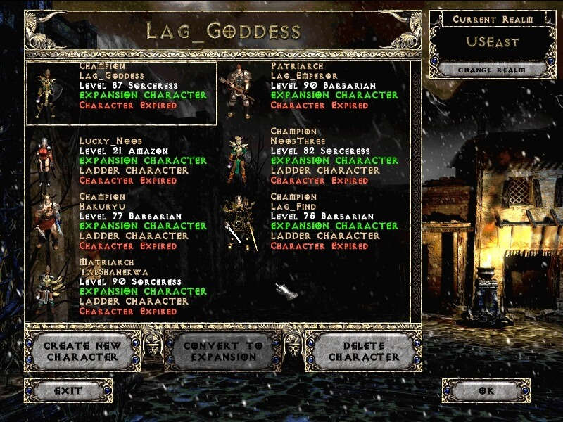 diablo 2 lord of destruction download