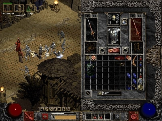 game diablo 2 full bản gốc