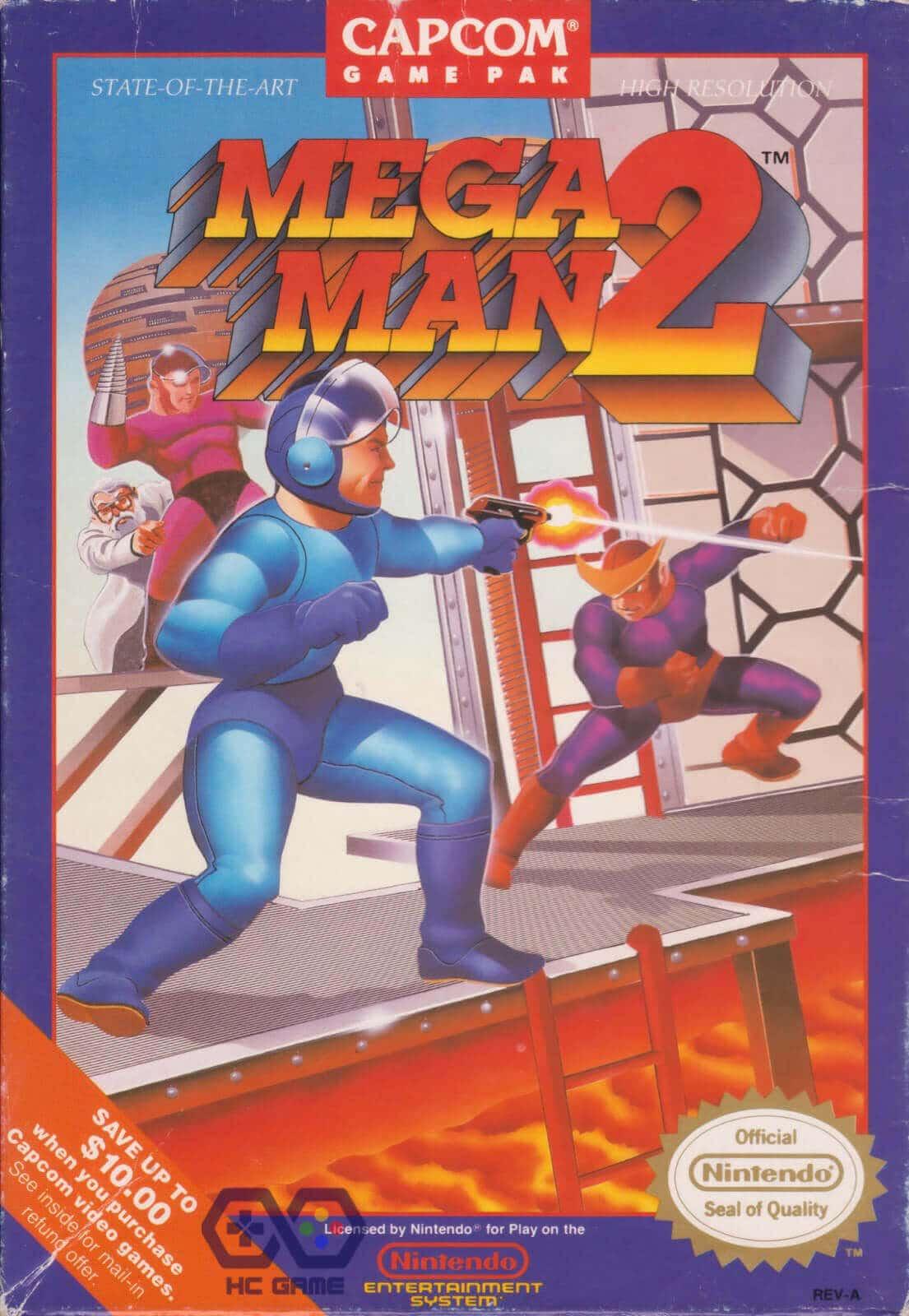 download rockman 2 giả lập NES trên PC