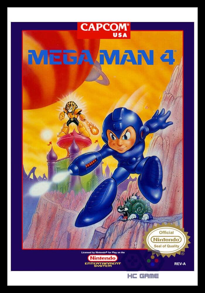 download rockman 4 giả lập NES trên PC