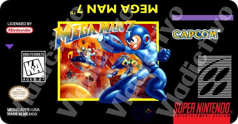 download rockman 7 giả lập NES trên PC