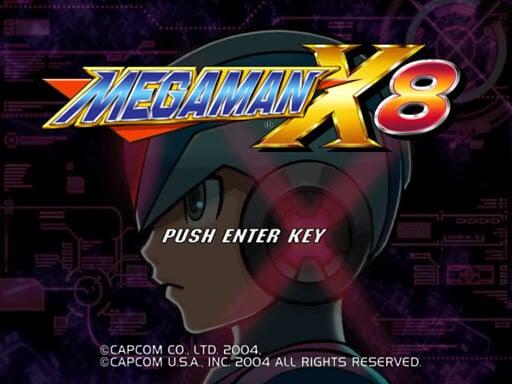 tải rockman X8 Full PC