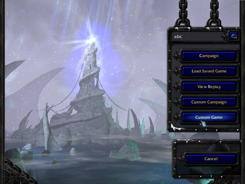 warcraft 3 frozen throne download