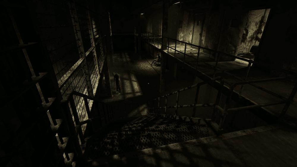 Chương 2: Prison Block ( Khu nhà tù )