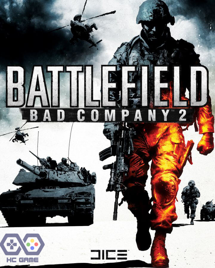 tải Battlefield: Bad Company 2 (2010) full crack pc