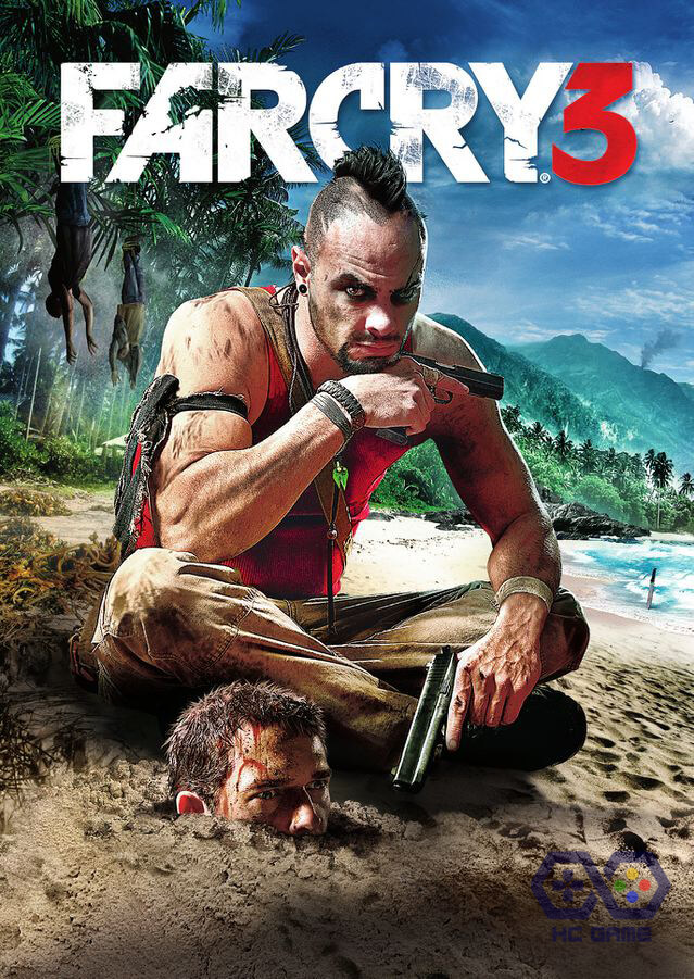 tải far cry 3 full crack PC