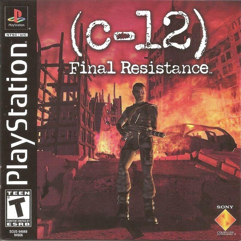 tải C-12: Final Resistance full ps1 trên pc