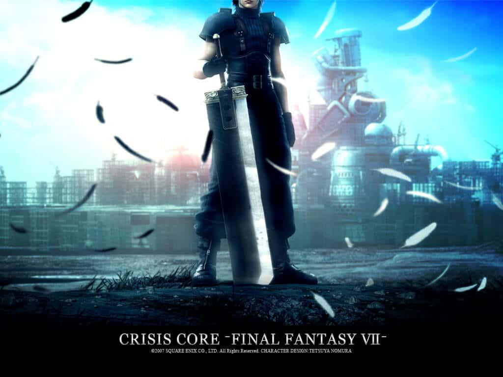 tải Crisis Core - Final Fantasy VII giả lập PS1 (2007)