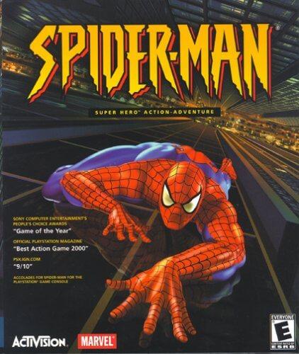 tải game người nhện ps1