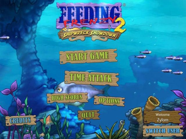 Feeding Frenzy 2 (2006) - 14MB - HC gamez