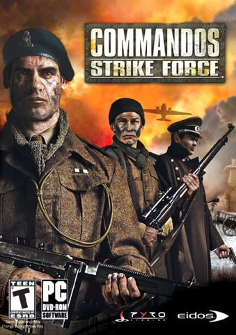 tải Commandos Strike Force full pc