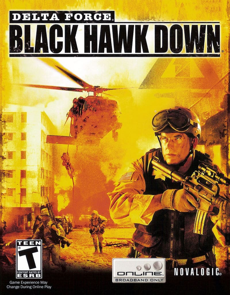 tải Delta Force - Black Hawk Down full pc