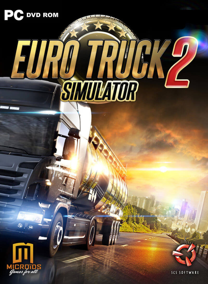 tải Euro Truck Simulator full pc