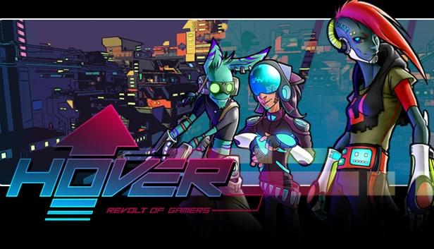 tải Hover: Revolt of Gamers full PC