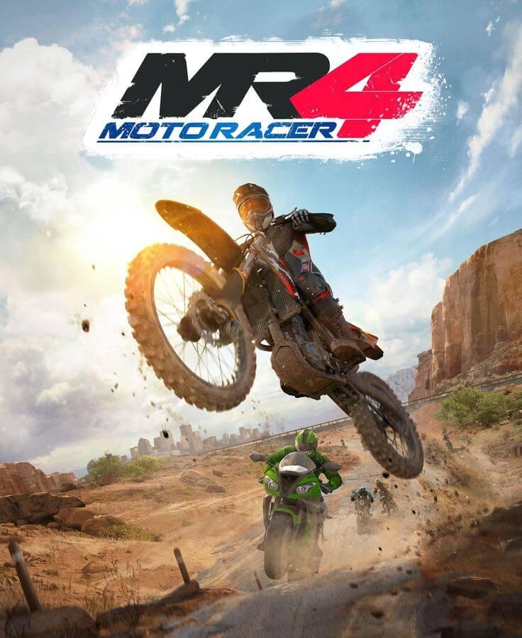 tải Moto Racer 4 full PC