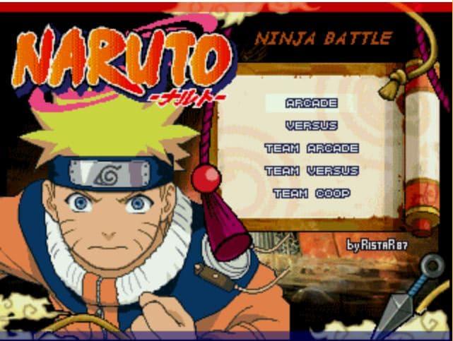tải Naruto Ninja Battle MUGEN