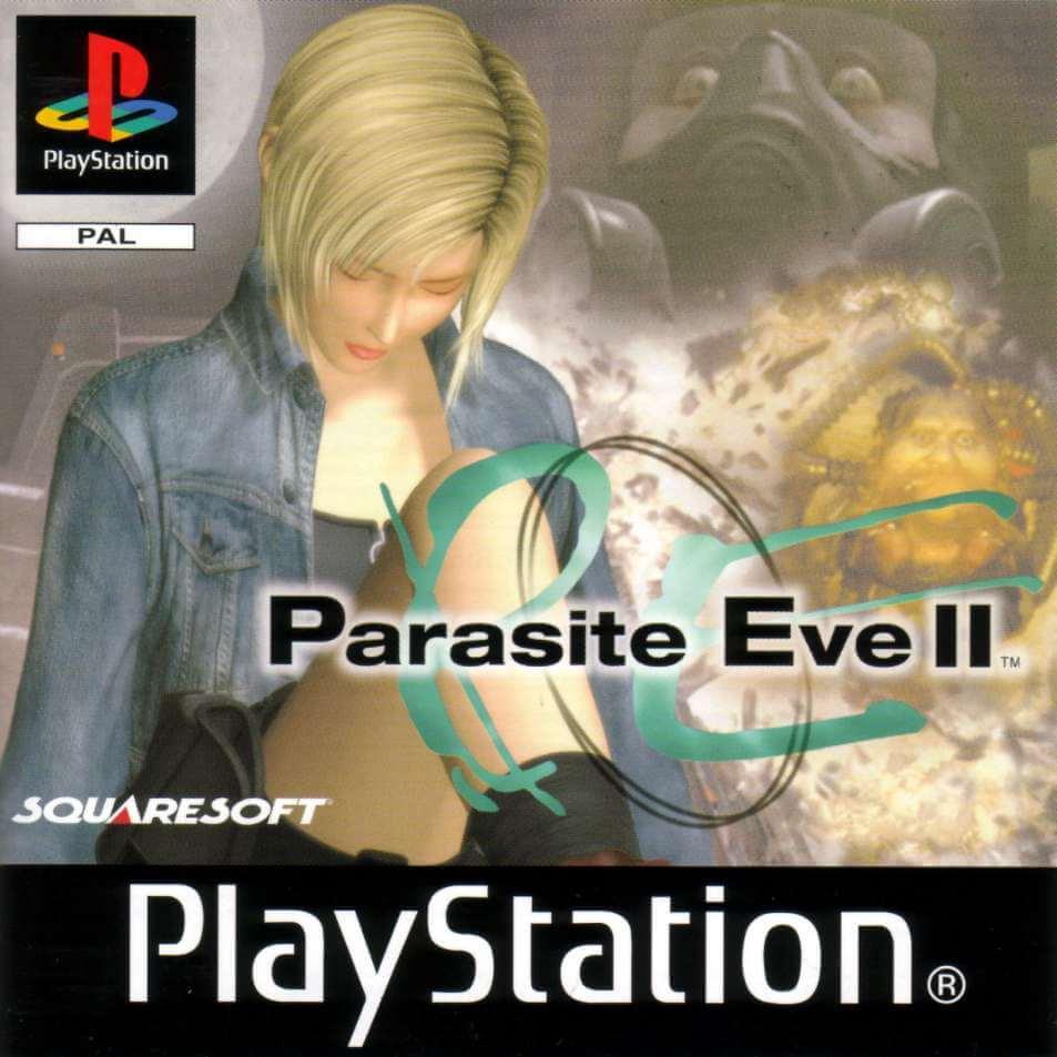 tải Parasite Eve II giả lập ps 1 full pc