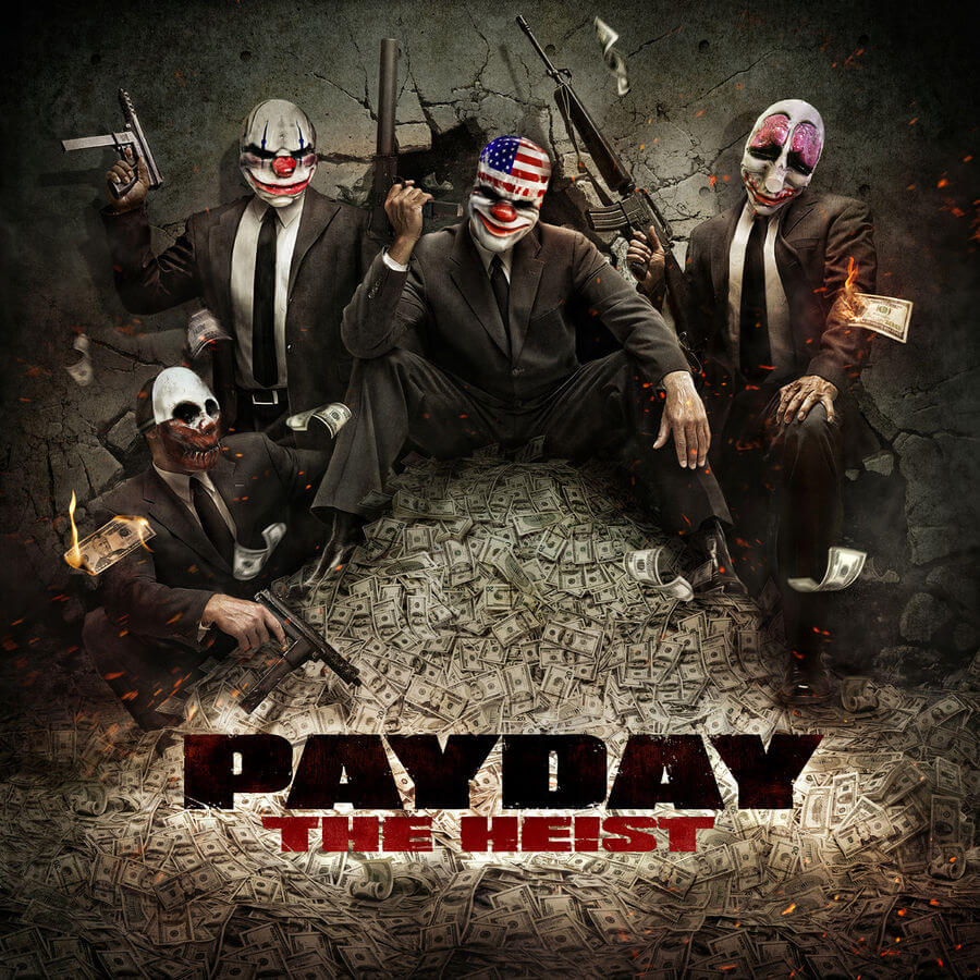 tải Payday The Heist full pc