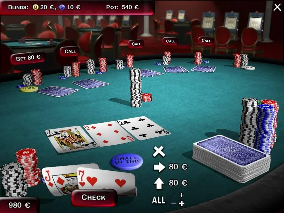 tải Texas HoldEm Poker 3D Deluxe Edition full pc