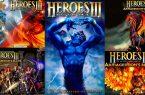Heroes III Tổng hợp tất cả phiên bản - 1GB